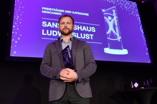Robér Balmer Leonardo Award 2018